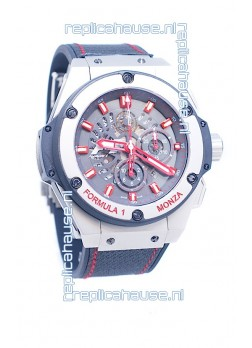 Hublot Big Bang F1 Monza King Power Swiss Replica Watch