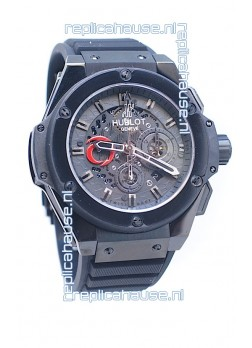 Hublot King Power Aero Bang Alinghi 2010 Limited Edition Swiss Replica Watch