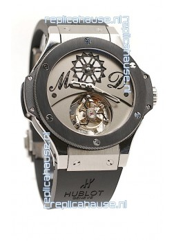 Hublot Big Bang Tourbillon MD Solo Bang Swiss Replica Watch