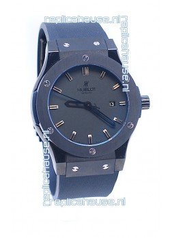 Hublot Classic Fusion Black Ceramic Watch