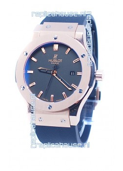 Hublot Classic Fusion Rose Gold Watch in Pink Gold