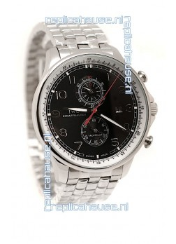 IWC Portuguese Yacht Club Chronograph Japanese Replica Watch