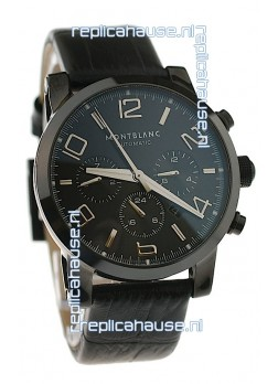 Mont Blanc Timewalker Japanese Replica Watch