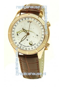 Patek Philippe Grand Complications Japanese Gold Watch