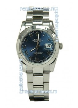 Rolex Replica Datejust Silver Replica Watch