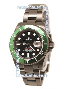 Rolex Submariner 50th Anniversary Pro Hunter Series Japanese Watch