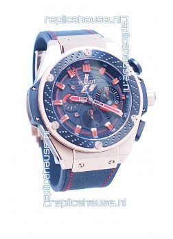 Hublot F1 King Power Zirconium Chronograph Limited Edition Swiss Watch