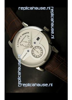 Alange Sohne Zeitwerk Edition Japanese Watch White Dial