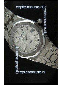 Audemars Piguet Royal Oak Swiss Watch Stainless Steel Casing/Strap - Mirror Replica