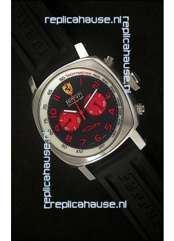 Ferrari Watches in Black & Red Dial