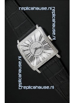 Franck Muller Master of Complications Swiss Replica Watch in Diamond Dial