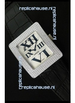 Franck Muller Geneve Infinity Japanese Special Watch in Diamond Bezel
