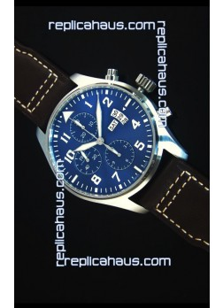 IWC Pilot Chronograph IW377706 Le Petit Prince Edition 1:1 Mirror Replica Watch