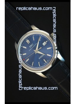 IWC Ingenieur Automatic Limited Edition Blue Dial Swiss 1:1 Mirror Edition