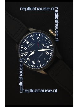 IWC Big Pilot's Top Gun Watch - 1:1 Mirror Replica 2017 Updated Version REF# IW502001