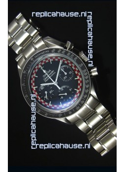 Omega Speedmaster Tintin Moon Swiss Replica Watch with Steel Strap