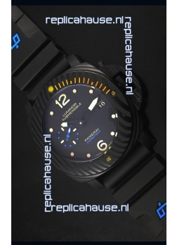 Panerai Luminor Submersible Carbotech Japanese Replica Watch
