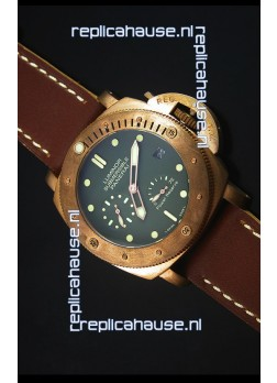 Panerai Luminor Submersible PAM00507 Bronzo Power Reserve Watch