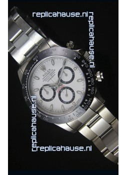 Rolex Cosmograph Daytona Ceramic Bezel - Ultimate Replica Wath with Cal.4130 Movement