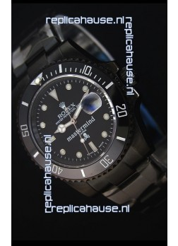 Rolex Submariner 114060 Mastermind 1:1 Mirror Edition Swiss Replica Watch