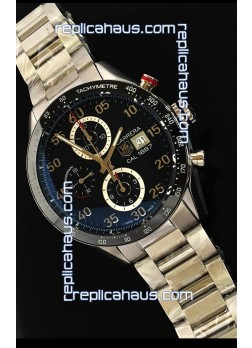 Tag Heuer Carrera Calibre 1887 Ceramic Bezel 1:1 Ultimate Mirror Replica Watch