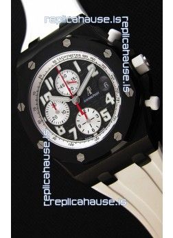 Audemars Piguet Royal Oak Offshore Black & White Marcus Edition 1:1 Mirror Replica Watch