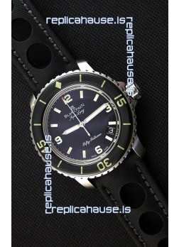 Blancpain Fifty Fathoms Aqua Lung Tribute Edition 1:1 Swiss Replica Watch