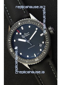 Blancpain Fifty Fathoms BATHYSCAPHE Edition Swiss Replica 1:1 Swiss Watch