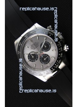 Rolex Cosmograph Daytona 116519LN Steel and Black Dial Original Cal.4130 Movement - Ultimate 904L Steel Watch