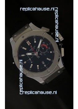 Hublot Big Bang Limited Edition Swiss Replica Watch in Black Dial