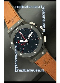 Hublot Chukker Bang Edition Swiss Watch in PVD Case - 1:1 Mirror Replica