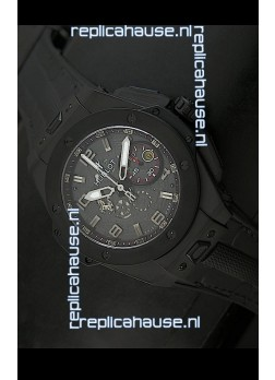 Hublot Big Bang Ferrari All Black Edition Swiss Replica Watch
