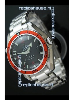 Omega Seamaster Planet Ocean Steel Watch - Swiss Quality Casing