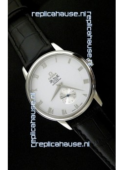 Omega DeVelie Co-Axial Chronometer Japanese Steel Watch