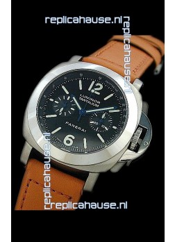 Panerai Luminor Tantalium Swiss Lemania Watch