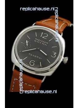 Panerai Radiomir Black Seal Swiss Automatic Watch