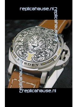 Luminor Sealand Lion Swiss Automatic Watch