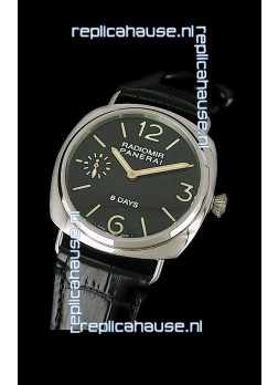Radiomir Panerai 8 Days PAM198 Swiss Watch