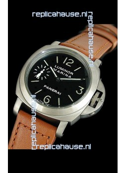 Panerai Luminor Marina Swiss Watch in Titanium Casing