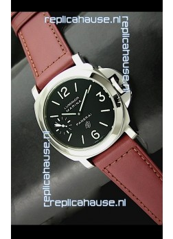 Panerai Luminor Marina Swiss Automatic Steel Watch