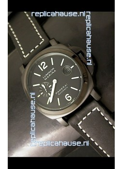 Panerai Luminor Marina Swiss Automatic PVD Watch