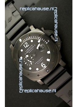 Panerai Luminor Submersible 1000M Japanese Automatic PVD Watch