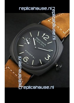 Panerai Pam 292 Radiomir Black Seal Ceramic Swiss Replica Watch - 1:1 Mirror Replica