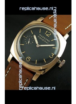 Panerai Radiomir Vintage Rose Gold Swiss Watch