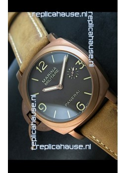 Panerai Luminor Marina Militare 1950 Swiss Replica Watch - Left Hand