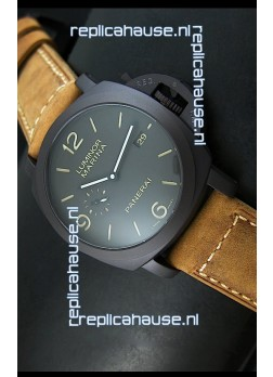 Panerai Luminor Marina 1950 PAM386 Composite DLC Swiss Replica Watch