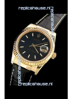 Rolex Datejust Mens Japanese Replica Watch