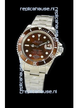 Rolex Submariner Motor Hurley-Davidson Edition Japanese Watch