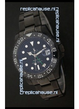 Rolex Pro-Hunter GMT Master II Swiss Replica PVD Watch