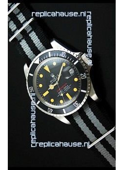 Rolex Vintage Military Submariner Swiss Replica Watch